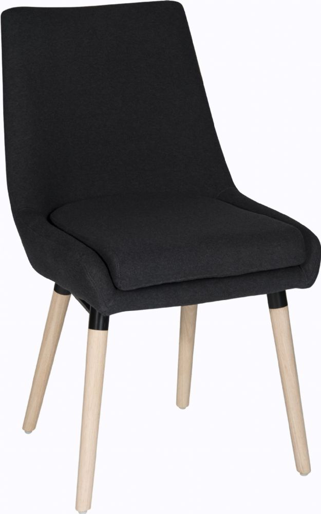 TEKNIK Welcome Reception chair Soft Brushed Chair (Sold in Packs of 2)